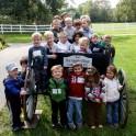 AmishVillage_school-children-on-buggy-