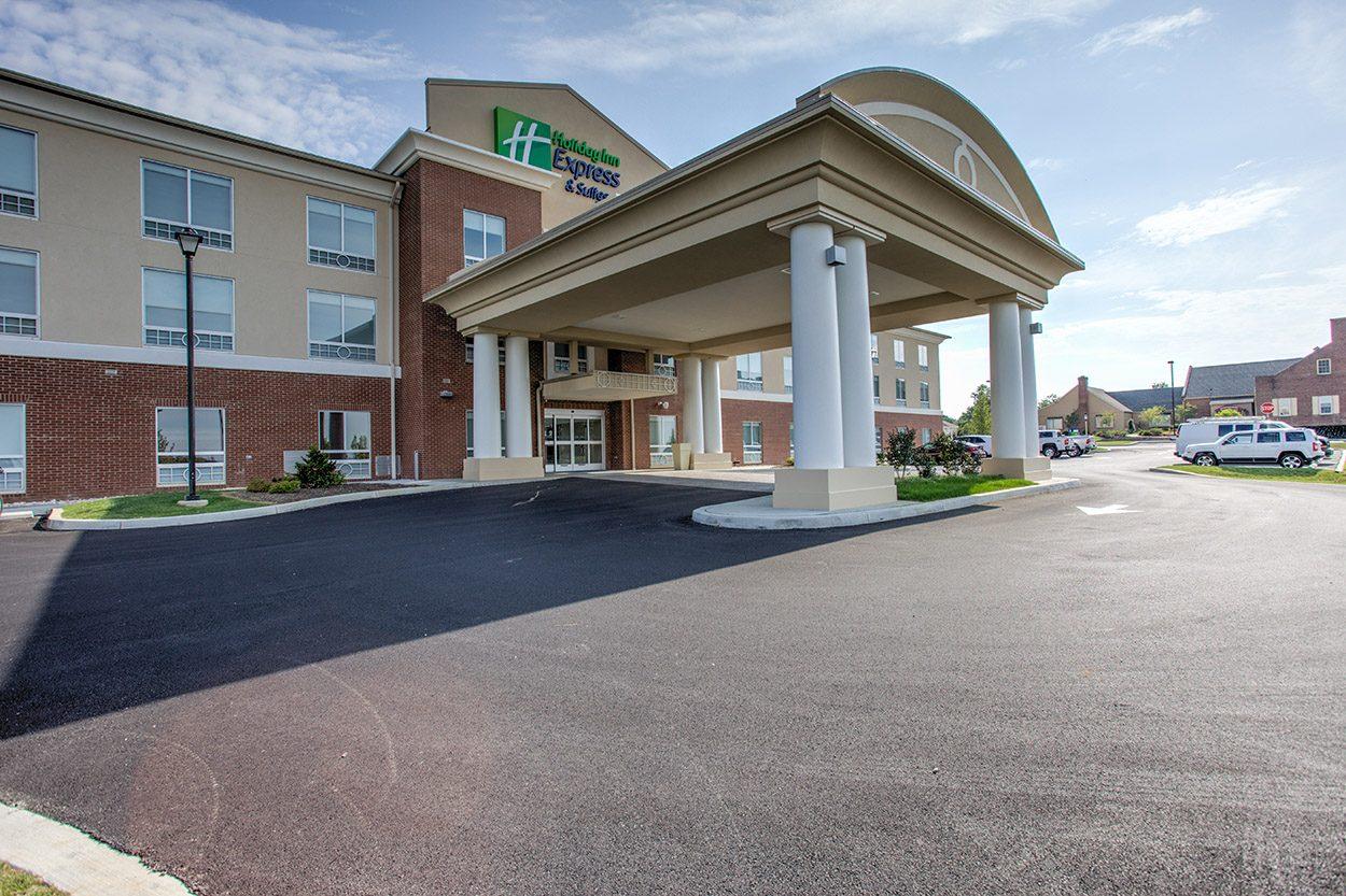 Holiday Inn Express Amp Suites Strasburg Strasburg Pa