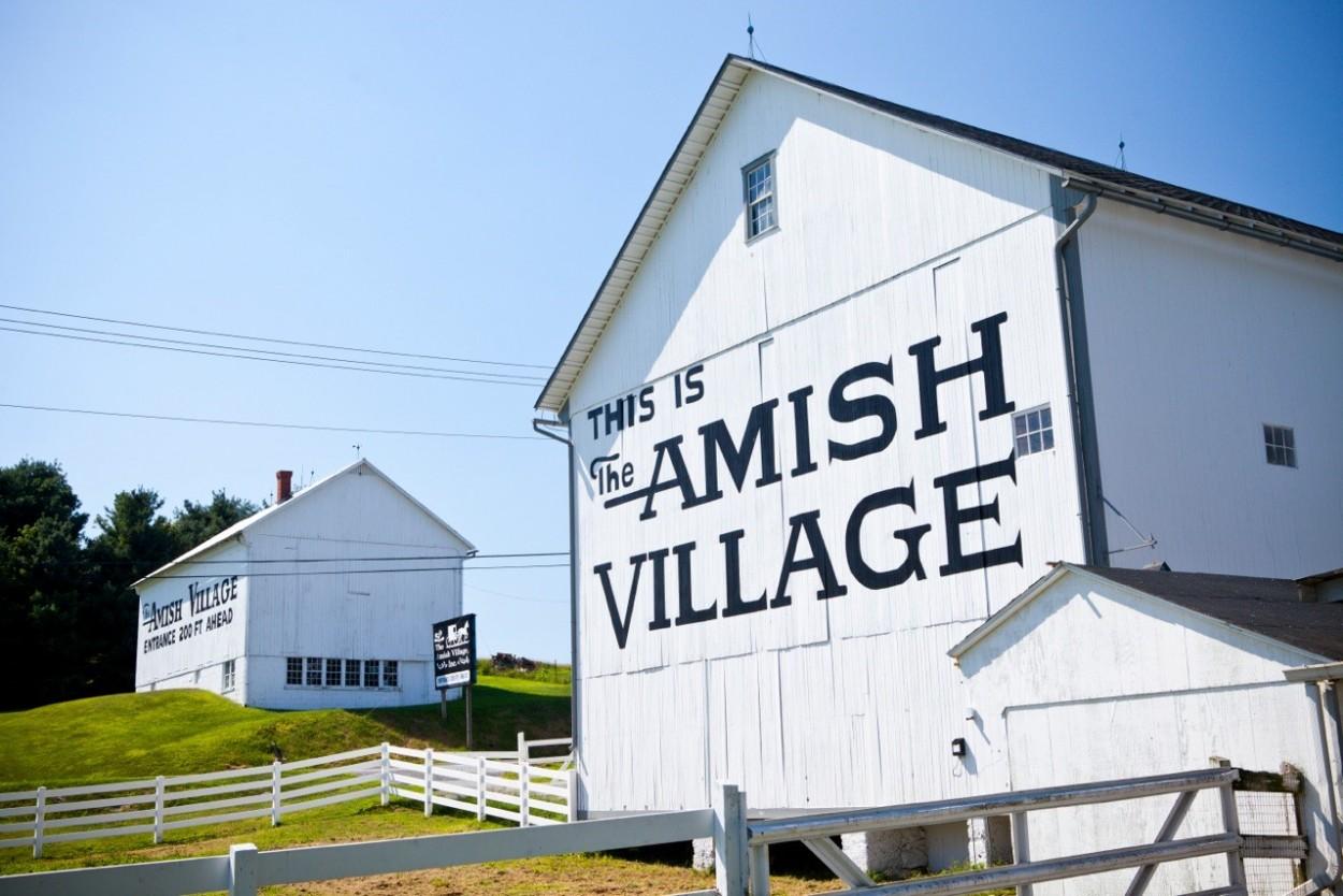 Strasburg Pa The Amish Village